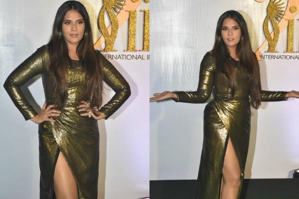 richa chadda dominated iifa award surprised everyone with transformation