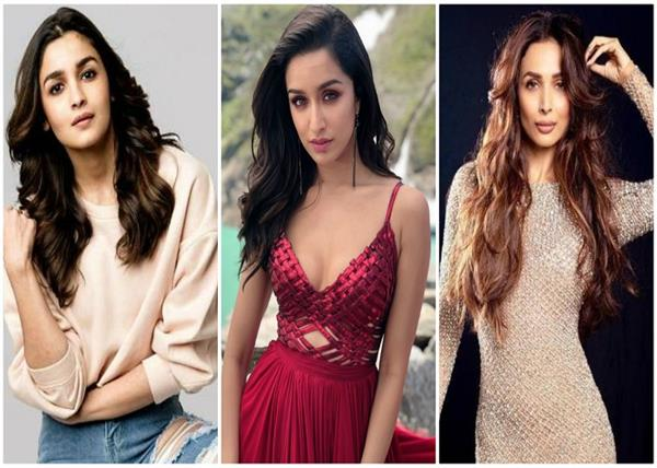 shraddha alia and malaika seen in identical dress fans troll