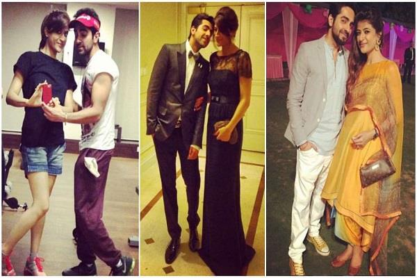 on ayushman khurrana 35th birthday know his love story