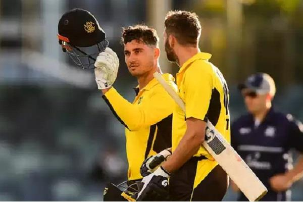stoinis s bat said 96 runs in 5 overs stormy century imposed