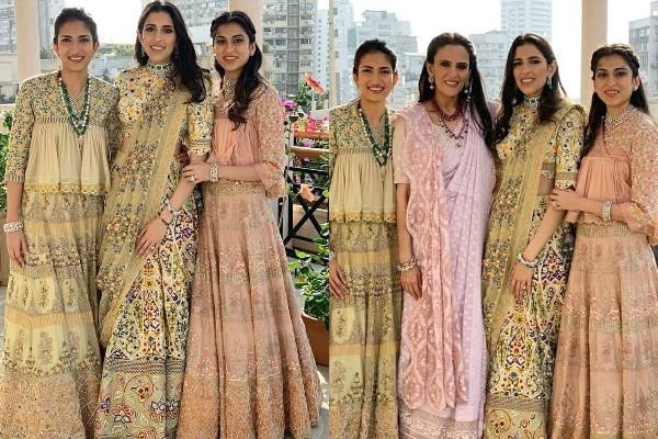 shloka mehta looks gorgeous in these unseen pictures from her wedding