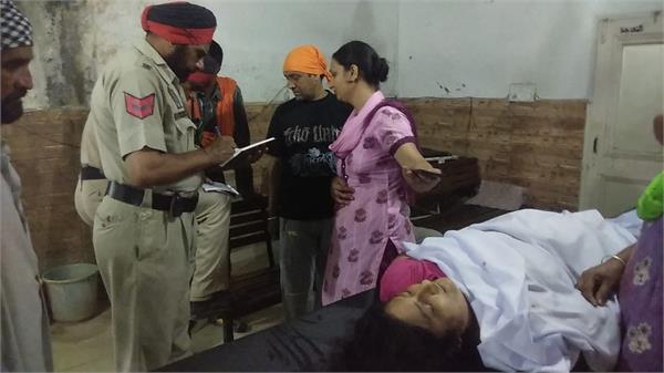 nri s wife brutally killed
