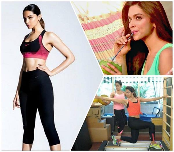 fitness secrets of actress deepika padukon
