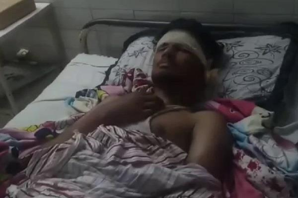attack on 18 year boy
