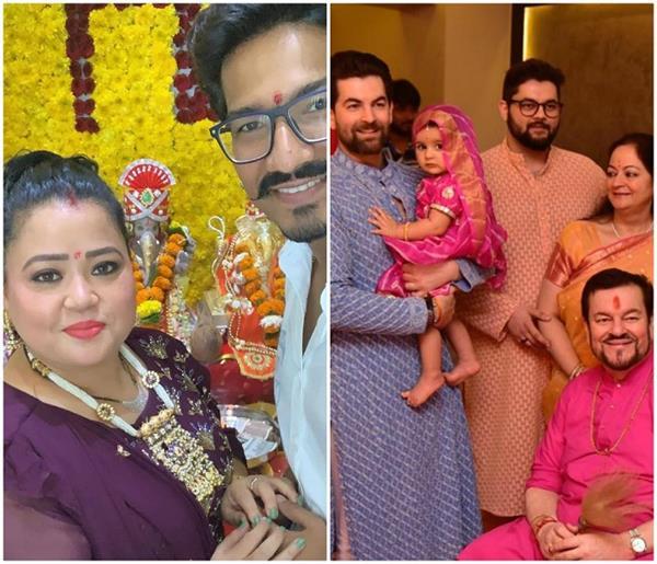 bollywood and tv celebs celebrate ganesh chaturthi 2019