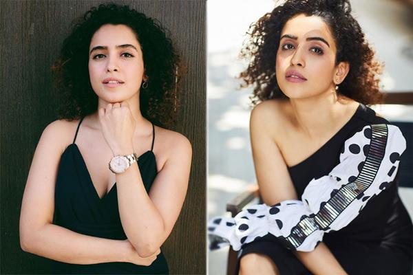 sanya malhotra to play the role of daughter in shakuntala devi biopic