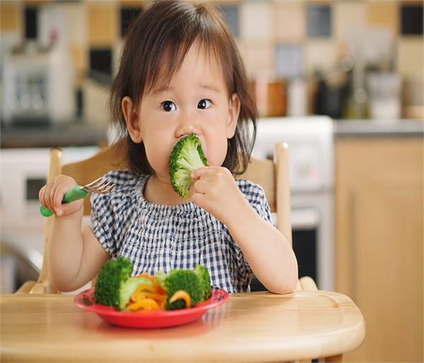 best diet for growing children