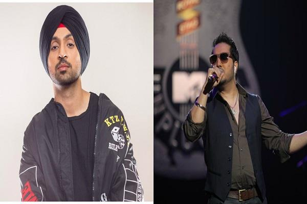 diljit dosanjh asked to cancel us show promoted by pak national