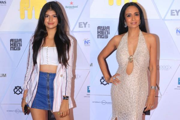 anjali dhawan kim sharma and other celebs attend awards