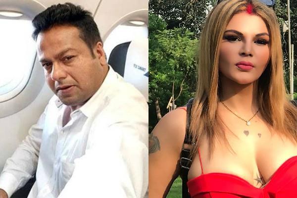 rakhi sawant is pregnant claims deepak kalal