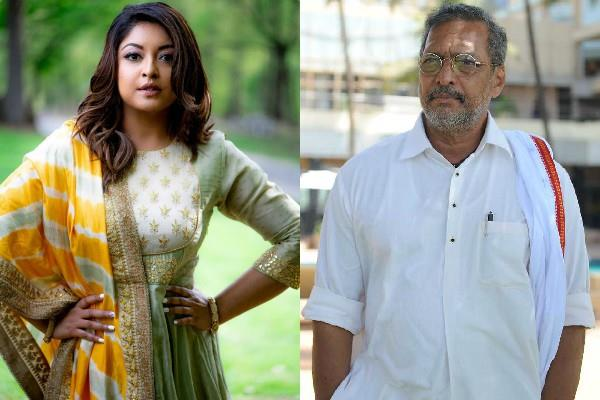 tanushree dutta demand re investigation against nana patekar
