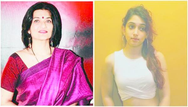 आमिर खान की बेटी इरा द्वारा निर्देशित नाटक को प्रड्यूस करेंगी ऐक्ट्रेस सारिका