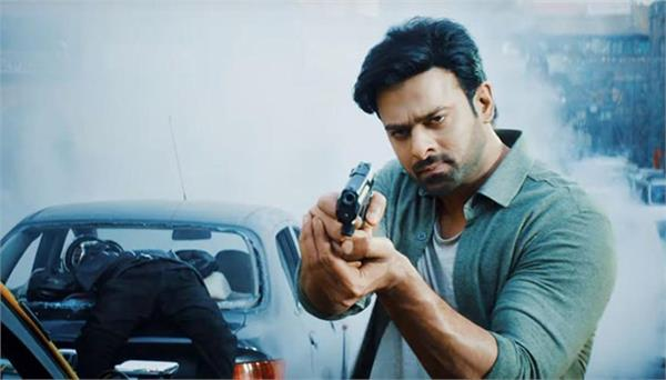 saaho kept its solid for the second weekend at the box office