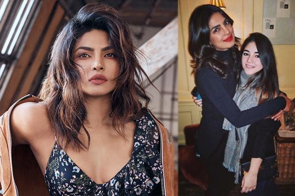 priyanka chopra shares her thoughts on zaira wasim decision to quit bollywood