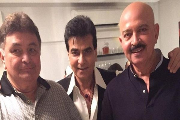rishi kapoor talk about jeetendra and rakesh roshan in an interview