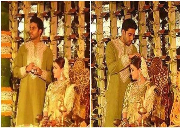 viral picture of aishwarya rai bachchan baby shower