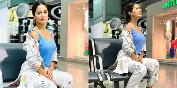 hina khan latest photoshoot pictures