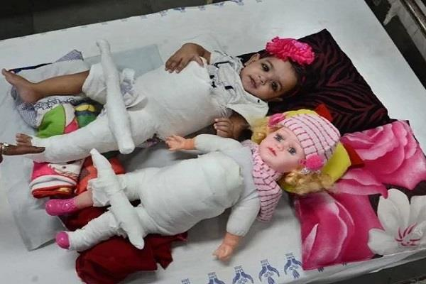 11 month old zikra new photo got viral