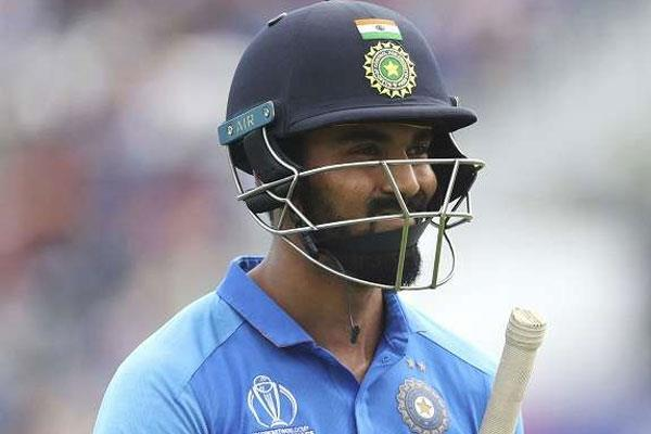 this statement of ganguly is a danger bell for kl rahul