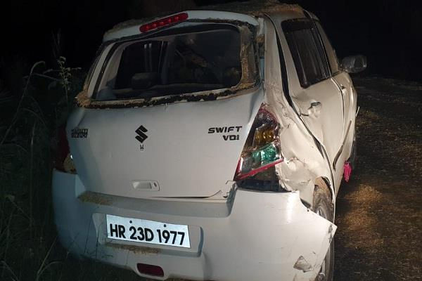 two youths killed three seriously injured in road accident