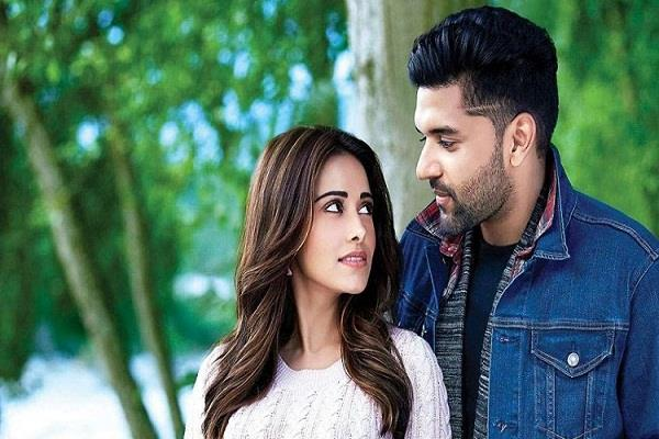 guru randhawa and nusrat bharucha starer ishq tera song released