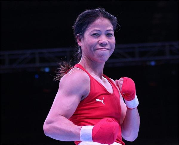 mary kom became the first female athlete to be nominated for padma vibhushan