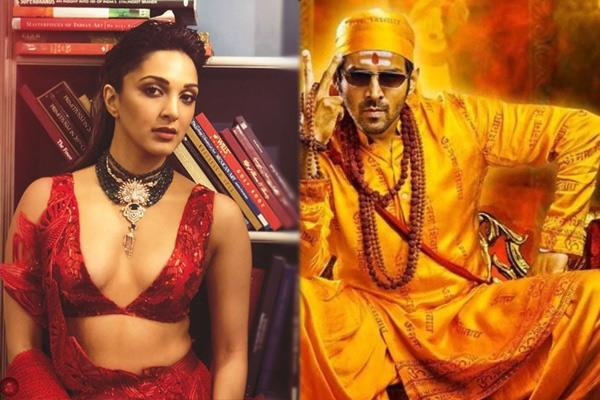 kiara advani will work in bhool bhulaiyaa 2 with kartik aaryan