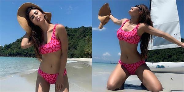 mouni roy bikini pictures viral