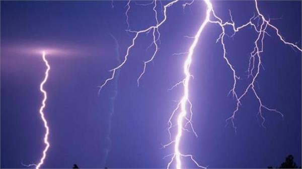 mirzapur 3 killed due to lightning during rain