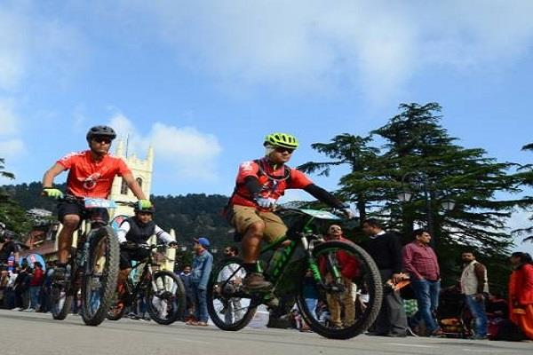 himalaya cycle rally