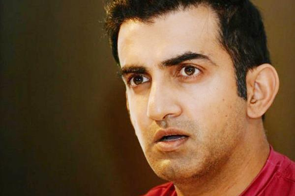 gambhir also came in opposition to kl rahul said  now rohit gets a chance