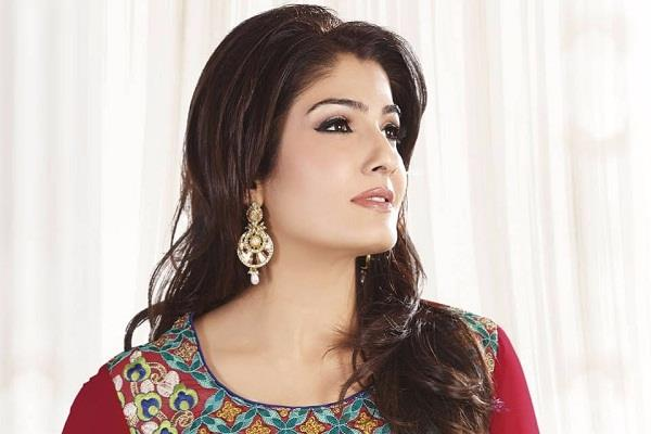 raveena tandon told secret of her beautiful appearance