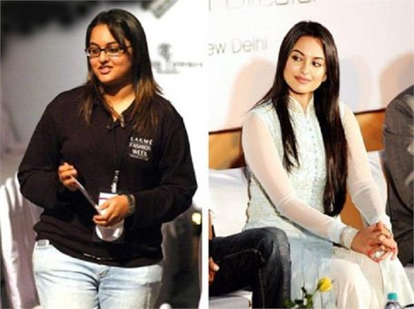 sonakshi sinha talk about fat shamed by industry