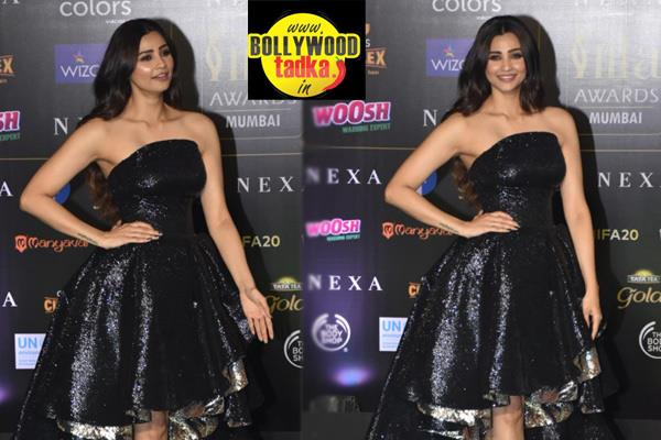 daisy shah beautiful in off shoulder dress see pictures