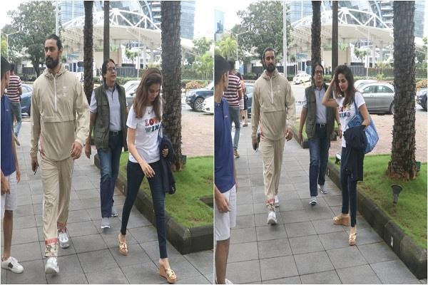 kunal kapoor seen with amitabh bachchan s brother married big b s niece