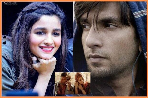 ranveer singh and alia bhatt movie select for oscar award