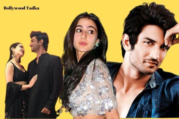 bollywood actor sushant singh rajput reject an offer with sara ali khan