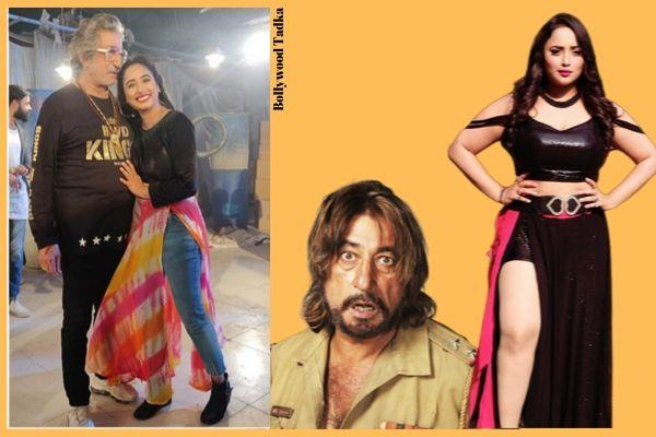 rani chatterjee and shakti kapoor s movie lady singham