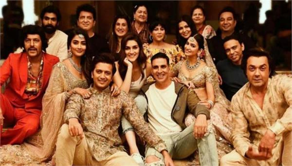 the trailer of housefull 2 will released in 4 country together