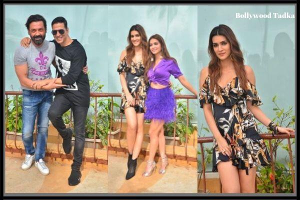 housefull 4 starcast promotein news in hindi
