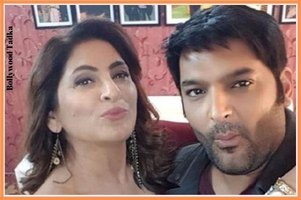 archana puran singh share kapil sharma s video on internet