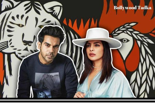 priyanka chopra and rajkummar rao new movie the white tiger