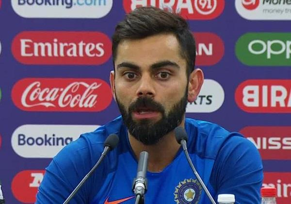 ignore what rohit will do in the next test virat