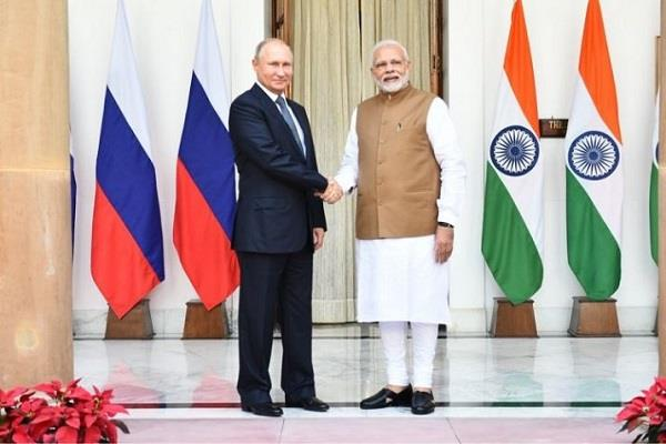 modi will go to russia emphasis will be on increasing cooperation in oil sector