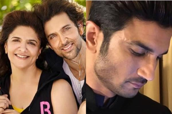 sushant case hrithik roshan mom pinkie roshan says everyone wants the truth
