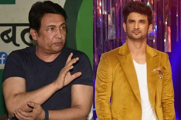 shekhar suman said sushant death case has been strangulated
