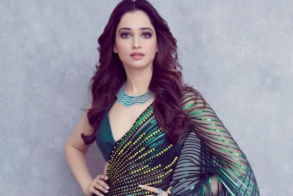 tamannaah bhatia tested coronavirus positive admitted to hospital in hyderabad