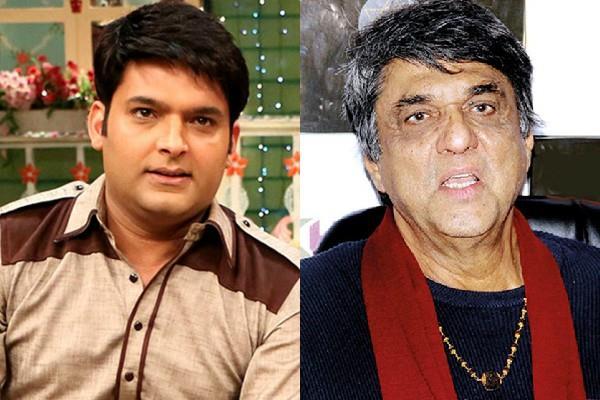 kapil fitting reply mukesh khanna for calling the kapil sharma show vulgar