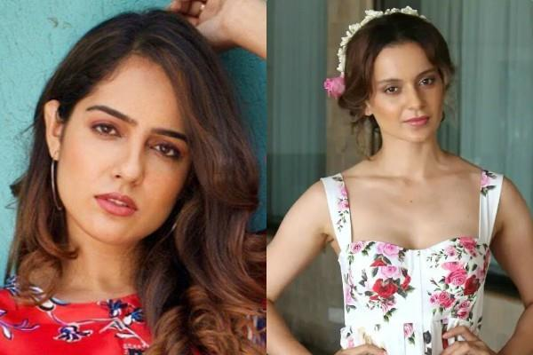 kangana ranaut react to actress malvi malhotra stabbing case