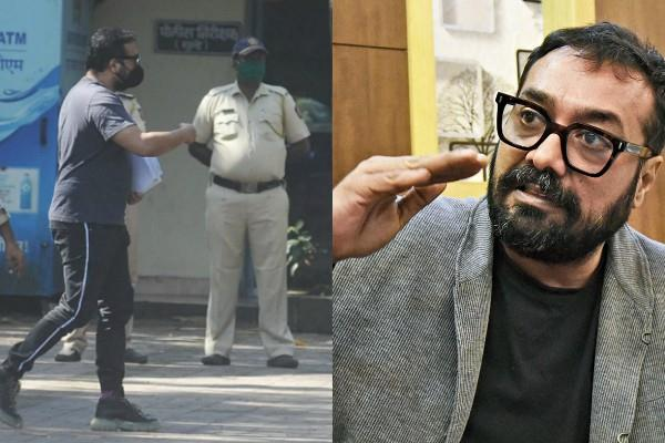 anurag kashyap questioned by police for 8 hours in rape case